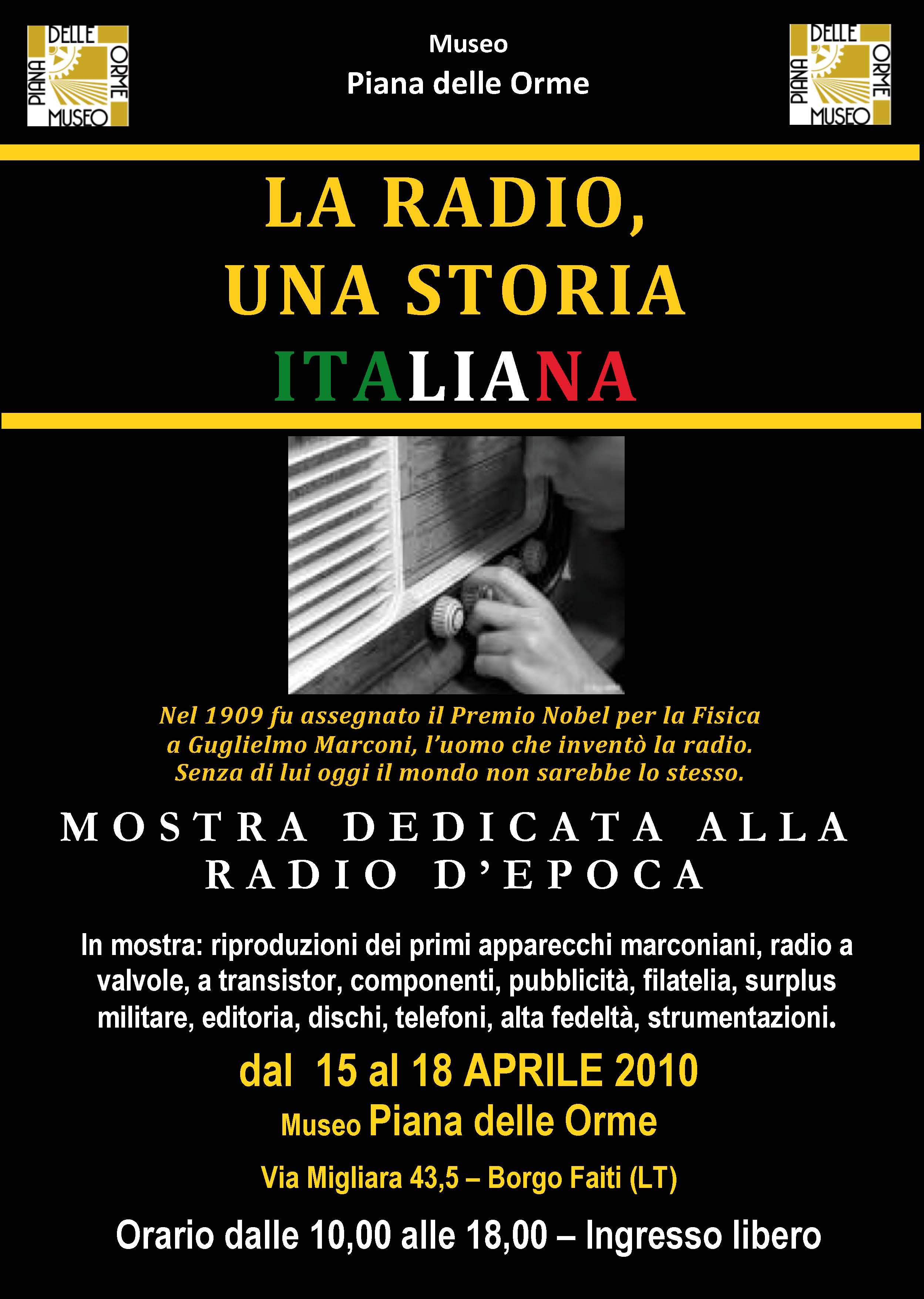 1 La Radio una storia italiana