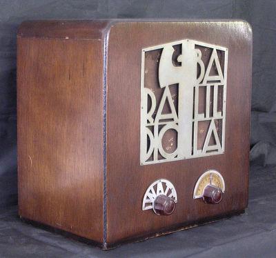 radio balilla