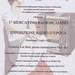 radios cmabio cosseria