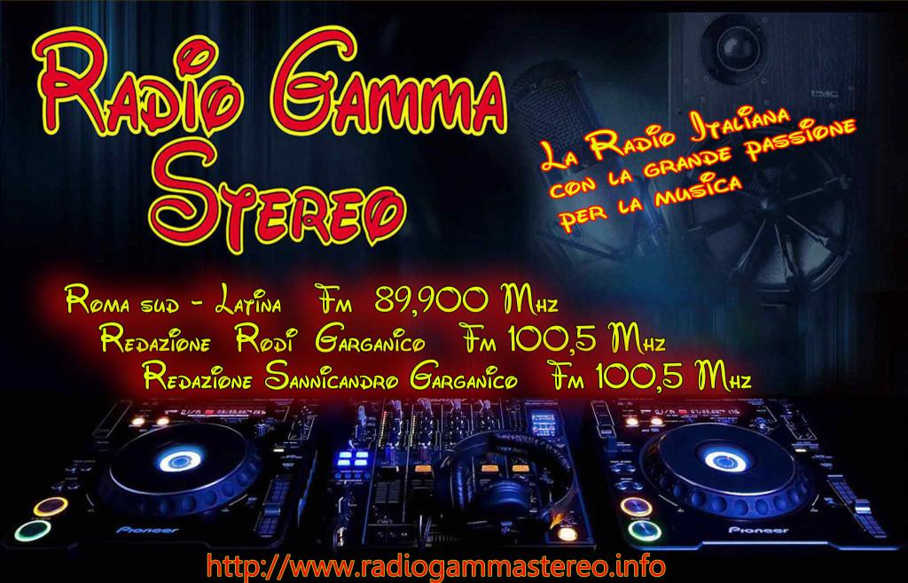 radio gamma globale
