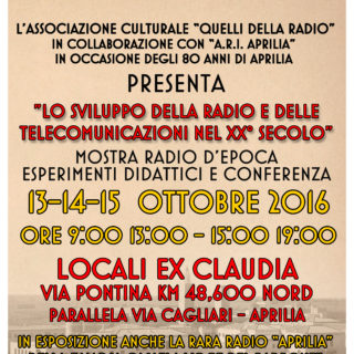 le-radio-80-anni-aprilia